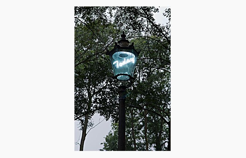 Neon – Exterior – Today – Lamp Post